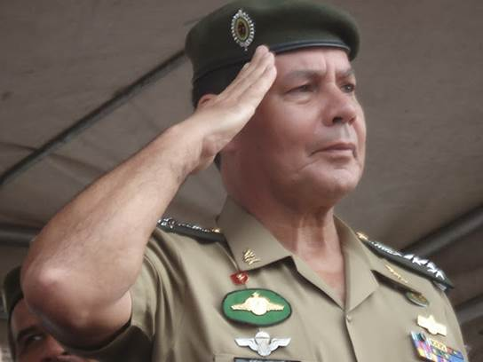 GENERAL MOURAO CMS