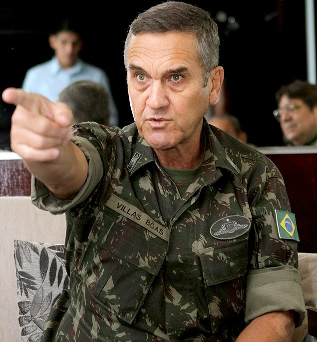 General Vilas Boas CMT Exército