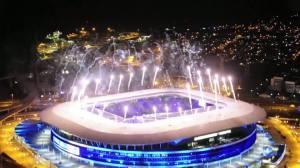 arena lotada