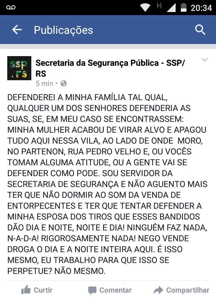DESBAFO... SSSP