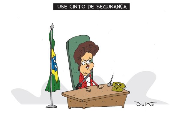 DILMA RAINHA LOUCA