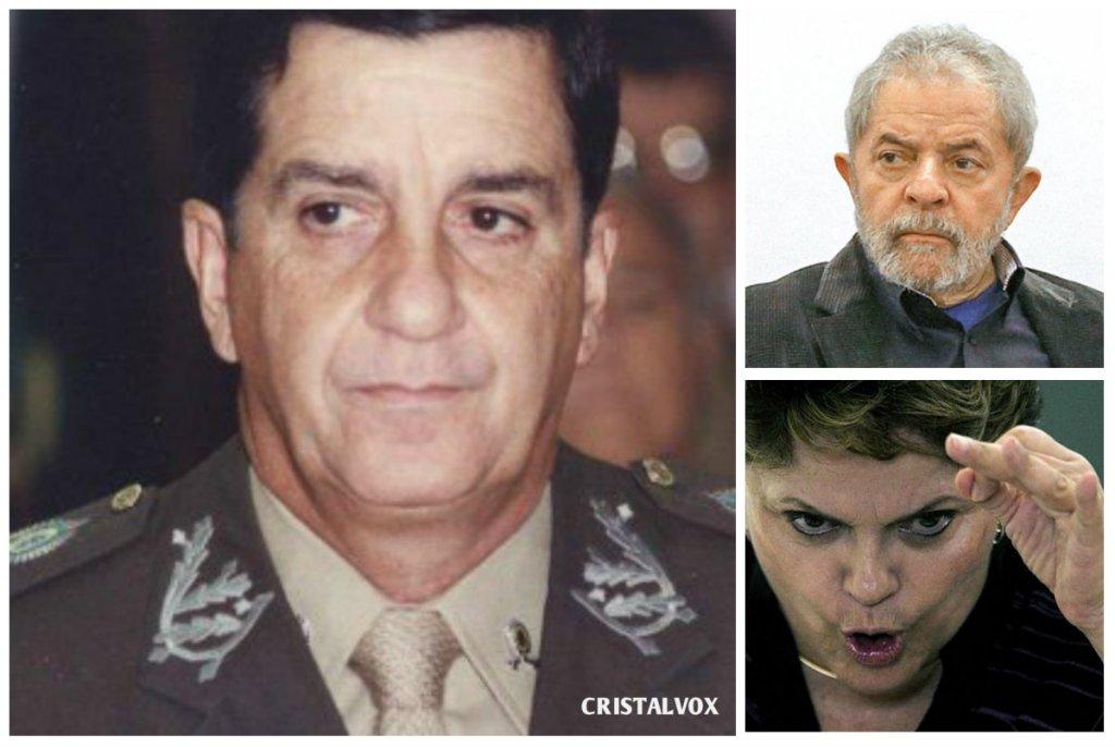 CLUBE MILITAR LULA E DILMA