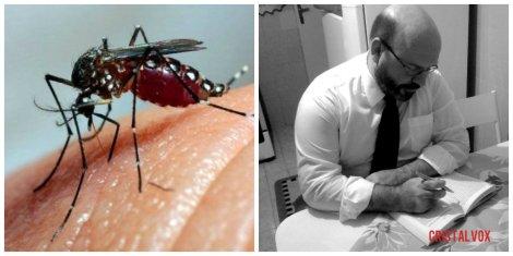 milton e o mosquito